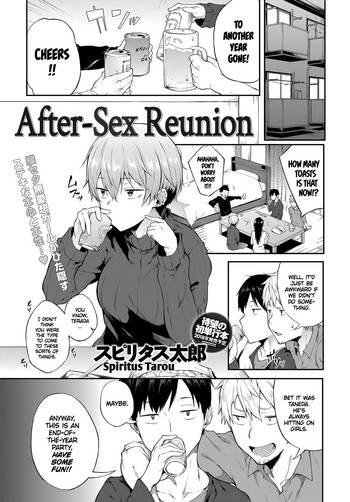 After-Sex Reunion