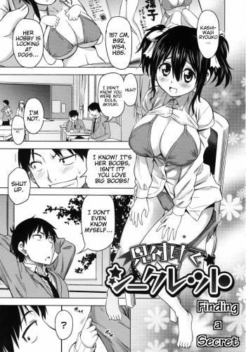Mitsukete Secret
