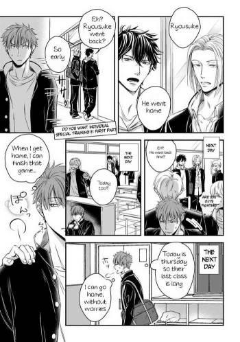 Dekiai Boyfriend - Chapter 3